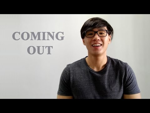 MY COMING OUT STORY - SINGAPORE