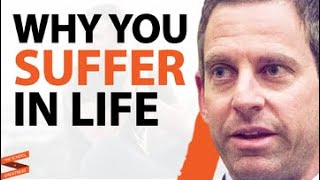 Sam Harris: Suffering vs. Satisfaction Part 2 with Lewis Howes