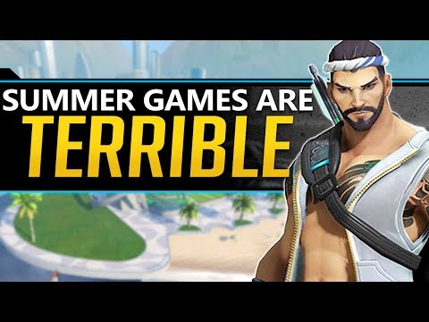 Overwatch Summer Games are Terrible