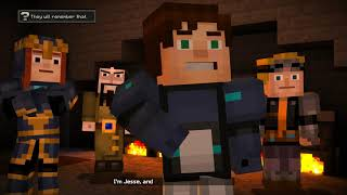Minecraft Story Mode FULL Episode 6: A Portal to Mystery