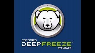 Deep Freeze Standard v8.53.020.5458 FULL SERİAL KEY CRACK+TÜRKÇE KURULUM