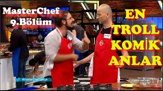 Masterchef Murat Tüm Troll Komik Anlar Derleme / 9. Bölüm Masterchef [ HD ]