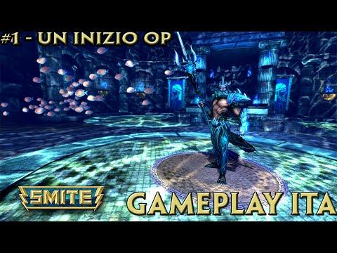 SMITE GAMEPLAY ITA #01 - UN INIZIO OP