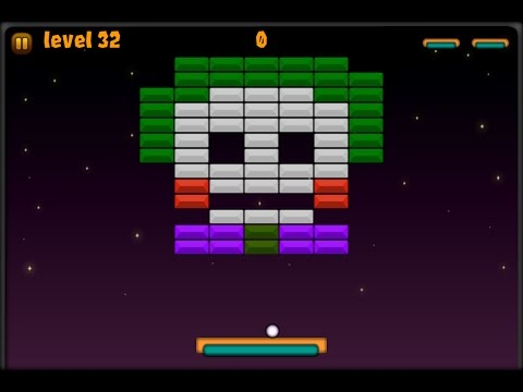 How to make complete 2D breakout game using pure javascript