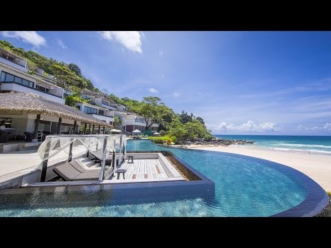 10 Best 5-star Beachfront Hotels in Phuket, Thailand