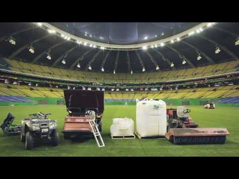 Carpell Surfaces | Montreal Olympic Stadium 2014