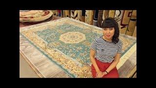 Подбираем ковры под различные интерьеры комнат