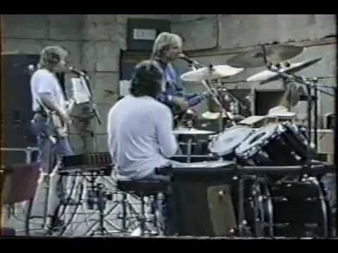 Moody Blues practice session