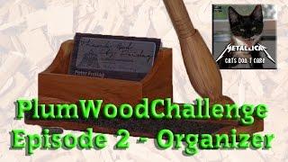 Tgif Plumwoodchallenge Ep#2 - Organizer