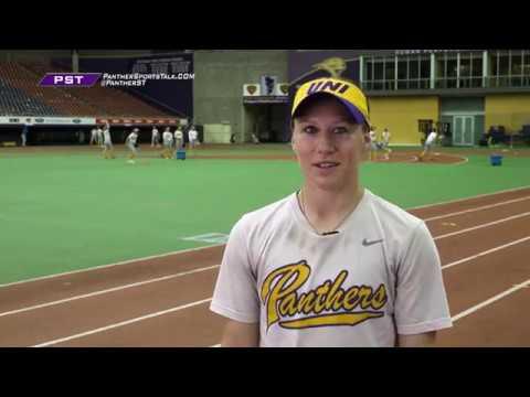 Sammey Bunch UNI junior shortstop  2019