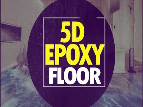 3D and 5D Epoxy Floor Twi advert for Biogas Expert Engineering Ghana offices