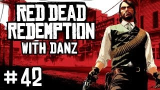 Red Dead w/ Danz Pt42 COUGAR KNIFE FIGHT