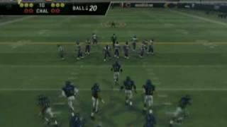 Madden NFL 09 Xbox Gameplay