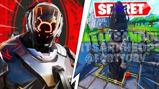 THE RETOUR OF THE FUSEE ON FORTNITE ... (SECRET SEASON 10)