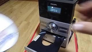 Philips MCM207/12 필립스 오디오 CD트레…