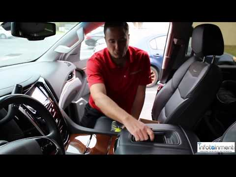 GM FreedomCharge Qi Wireless Smartphone Charger Upgrade - Easy Installation