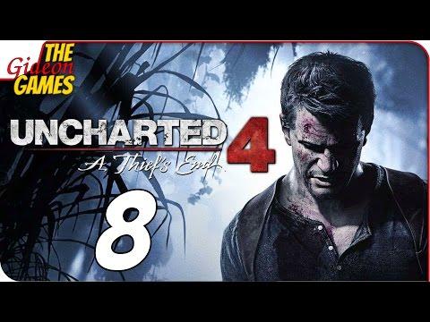 Прохождение Uncharted 4 на Русском — #8 (ПоПные приключения)