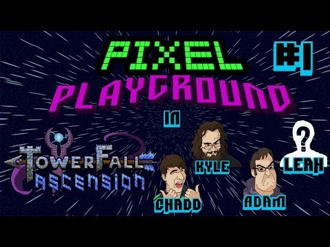 TowerFall: Ascension - Part 1: Tournament Style, Brother! - Pixel Playground