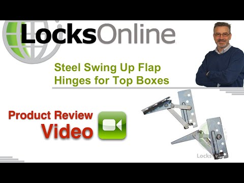Sprung Lift Up Flap Hinges   Cupboard Door Knob   LocksOnline