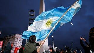 Экономический кризис в Аргентине