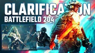 Battlefield 2042 Developers Clarify Community Questions!