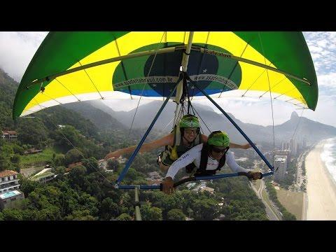 Brazil travel 2017 Huub on Tour