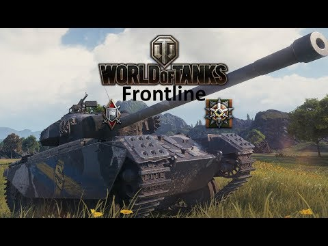 World of Tanks: Frontline! Fun game mode AND good economy!