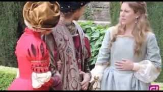 Carlos V e Isabel de Portugal vuelven a la Alhambra