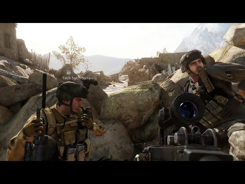Medal of Honor 2010 PC gameplay HD #3 on Zotac GTS 450 AMP!
