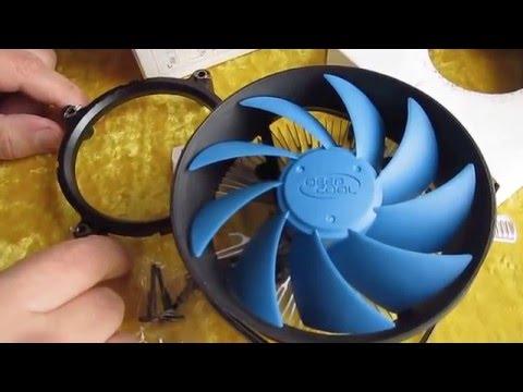Cистема охлаждения DeepCool Gamma Archer Pro