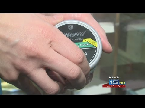 Tobacco company seeks softer warning for Snus