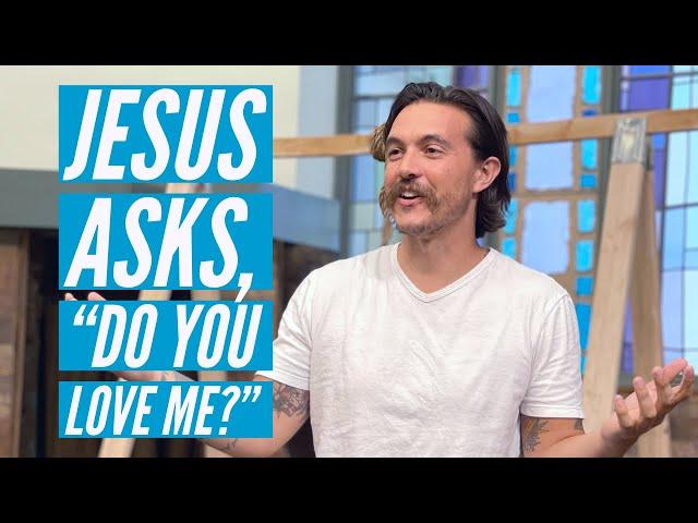 Kaimuki Christian: Pastor Cameron reminds us of Jesus' question,