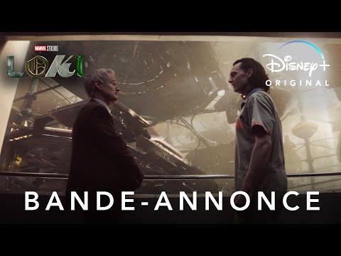 Loki - Bande-annonce officielle (VOST) | Disney+