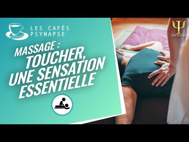 Massages du monde - Les Cafés de PSYNAPSE