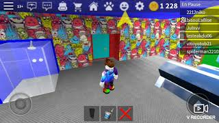 4th video on roblox (working in a pizzeria