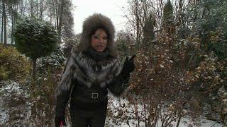 видео Уход за садом зимой. Защита от морозов игрызунов