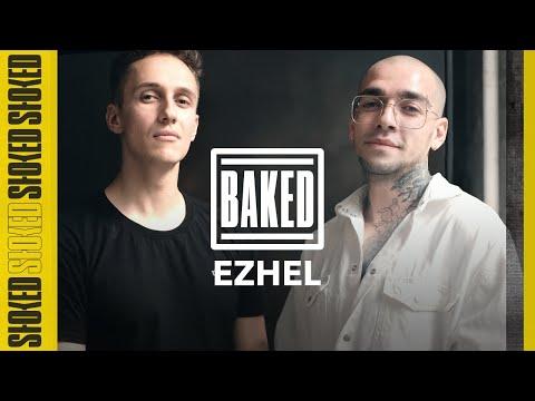 Ezhel spricht über türkischen Rap, Ernährung & bewertet Deutschrap   BAKED mit Marvin Game