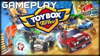 Toybox Turbos Gameplay (PC HD)