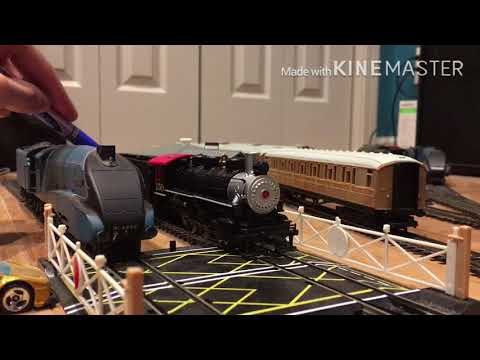 The Difference Between HO/OO Scale in Model Railways
