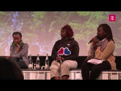 re:publica 2014 - Don't talk to women in tech about women
