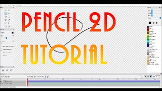 full tutorial on pencil 2D ( + problem solving in the comments sexion)