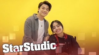 StarStudio.ph: OMG! Vivoree & CK, sumabak sa game na sobrang sweet!