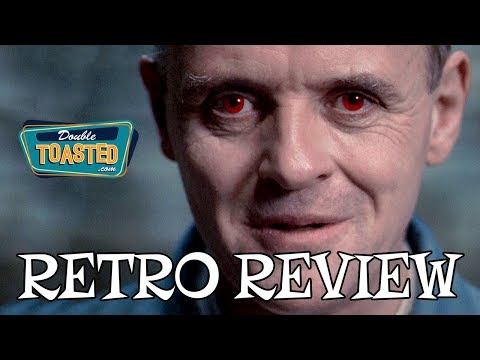 THE SILENCE OF THE LAMBS   - RETRO MOVIE REVIEW HIGHLIGHT - Double Toasted