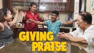 Giving Praise with Q | CANDY & QUENTIN | OUR SPECIAL LOVE