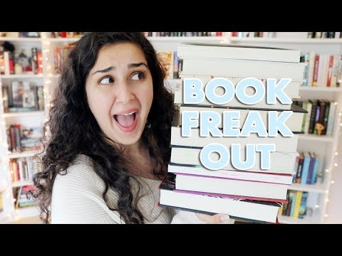 Mid Year Book Freak Out Tag!