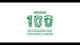 Weleda célèbre ses 100 ans