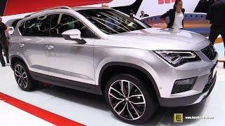 2016 Seat Ateca - Exterior and Interior Walkaround - Debut at 2016 Geneva Motor Show