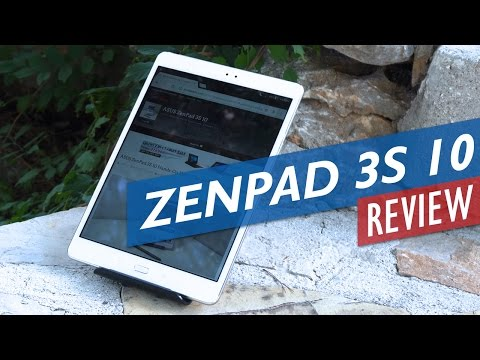 ASUS Zenpad 3S 10 Review - Best Android Tablet of 2016?