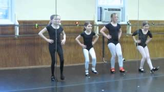 Tap Dance Moves For Kids: Tap Dance Moves For Kids: The Paradiddle Song