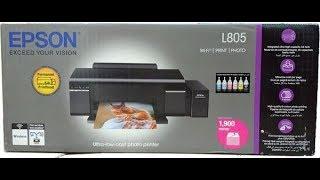 Id Card Printer Epson L805